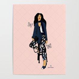 Fashion Illustration Poster