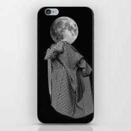 Rootless 5 (undress the moon) iPhone Skin