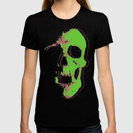 Skull - Neon T-shirt