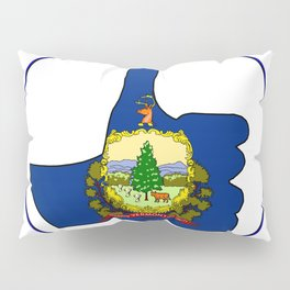Thumbs Up Vermont Pillow Sham