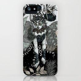 Nature Spirit iPhone Case
