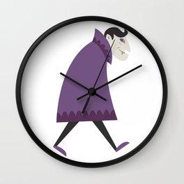 Halloween cartoon 09 Wall Clock