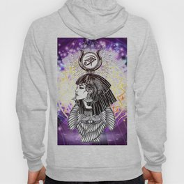 Goddess Isis and the Reigning Light Hoody