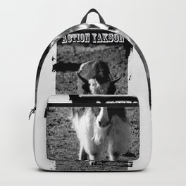 Action Yakson: King of the Yaks Backpack