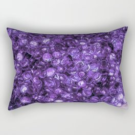 Pebbles By The Sea Rectangular Pillow
