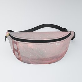 Stardust Covering San Francisco Fanny Pack
