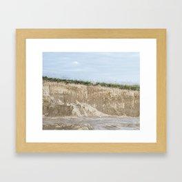 Krater Framed Art Print