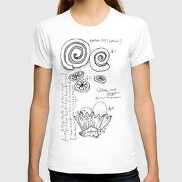 Citrus study T-shirt