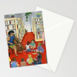 Save the Arts! Stationery Cards