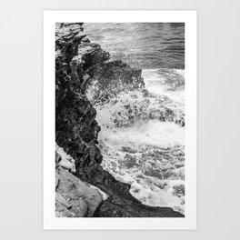 Cabrillo I Art Print