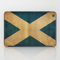 scotland iPad Cases featuring Scotland by NicoWriter