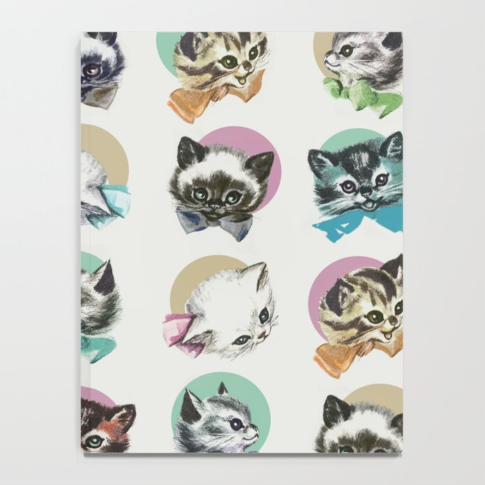 Cats & Bowties Notebook