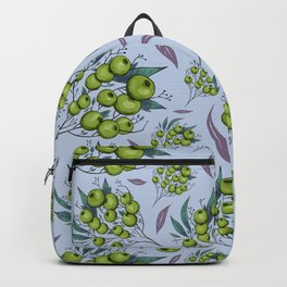 Green cranberry Backpack