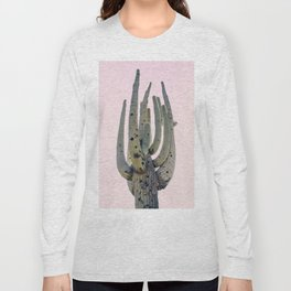 Saguaro Cutout Long Sleeve T-shirt