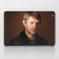 john iPad Cases featuring John by tillieke