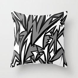 Pattern Maker Throw Pillow