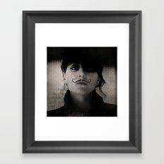 Ringleader Framed Art Print
