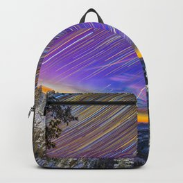 Juniper pass startrails Backpack