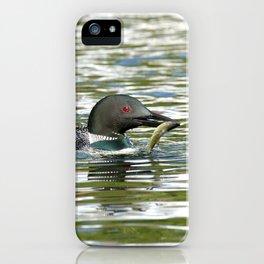Proud Fisherman iPhone Case