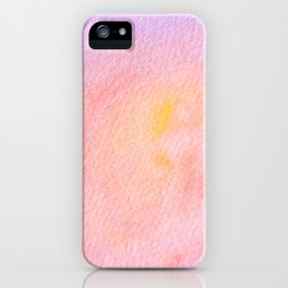 Atardecer iPhone Case