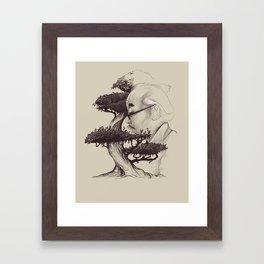 Miyagi Framed Art Print