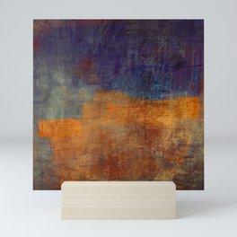 El Encuentro de las Aguas Mini Art Print