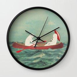 r o m a n t i c o n i Wall Clock