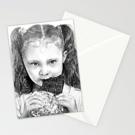 Oh la gourmande Stationery Cards