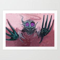 Gunakadeit Art Print
