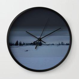 Storm Front Wall Clock