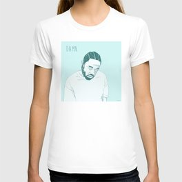 Damn. Kung Fu Kenny T-shirt