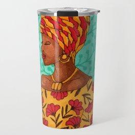 Luisa. Beautiful woman collection Travel Mug