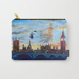 Mary Poppins returns to London Carry-All Pouch