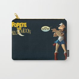 Popeye the Sailor Moon Carry-All Pouch
