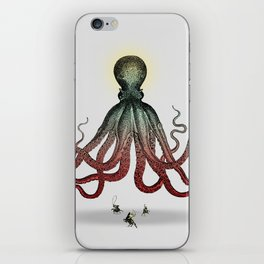 Octoverlord iPhone Skin