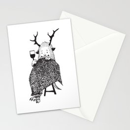 Party hard Stationery Cards
