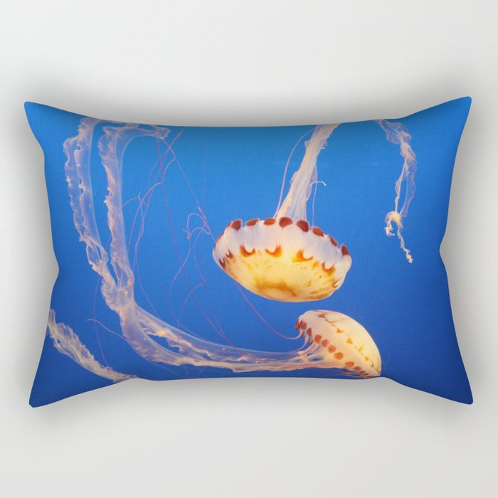 Dance Of The Medusa Rectangular Pillow