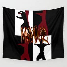 Mgyver 2 Wall Tapestry
