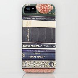 Coexisting iPhone Case