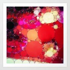 Colorful Imagination Art Print