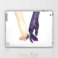 Let's Share Our Universes Laptop & iPad Skin