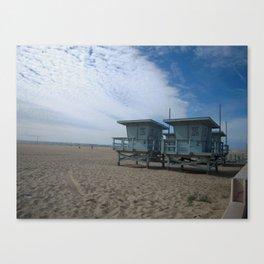 ZUMA BEACH SKIES Canvas Print
