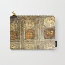 Vintage Post Office Boxes Carry-All Pouch