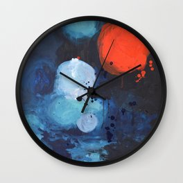 Nocturne No. 2 Wall Clock