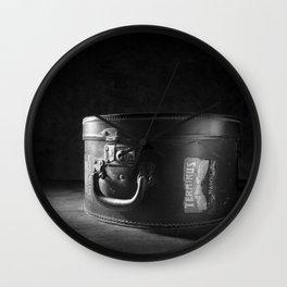 hatbox Wall Clock