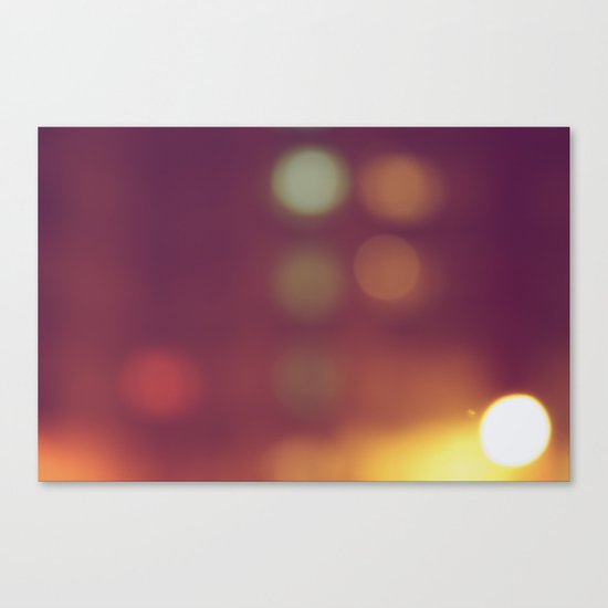 we need light Canvas Print