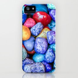Hint of Blue iPhone Case
