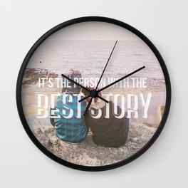 Best Story Wall Clock