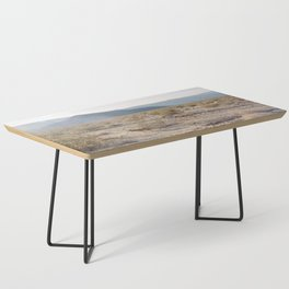 Panamint Valley Coyotes Coffee Table