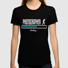 Vintage Photographer Shirts T-shirt